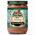 Organic Smooth & Creamy Raw Almond Butter