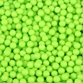 Lime Green Candy Beads