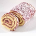 Passover Raspberry Jelly Roll - 10 oz