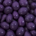 Purple Chocolate Jordan Almonds