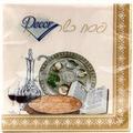 Passover Seder Napkins - 20CT