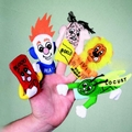 Passover Ten Plagues Finger Puppets