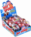 Hot Sports Gumball Dispensers - 12CT Box