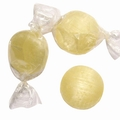 Off White Hard Candy Buttons - Pineapple