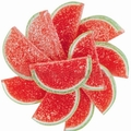 Watermelon Fruit Slices - 5 LB Box