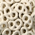 Cinnamon Yogurt Covered Pretzels