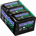 Mentos Kiss Sugar Free Candy Dispensers - Spearmint - 12CT Box