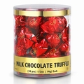 Twist Wrap Milk Chocolate Truffles - 30CT Tub