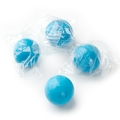 Wrapped Tiffany Blue Gumballs - 3 LB Bag