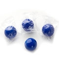 Wrapped Blue Gumballs - 3 LB Bag
