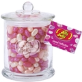 Valentine Jewel Collection Jelly Beans Glass Jar