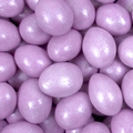 Lavender Sparkle Chocolate Jordan Almonds