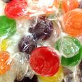 Assorted Fruit Buttons Hard Candy