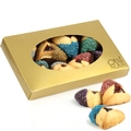 8-Pc. Rainbow Chocolate Dipped Hamantashen Gift Box