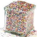 Rainbow Nonpareils - 12 oz Jar