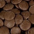 Non-Dairy Brown Melting Chocolate Wafers