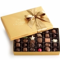 Godiva Gold Ballotin Chocolate Truffle Gift Box - 36-Pc.