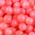 Pink Fruit Sours Candy Balls - Watermelon