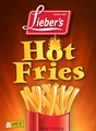 Hot Fries Potato Sticks - 60CT Case