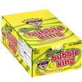 10-Pc Bubble King Sour Gumballs - 24CT Box