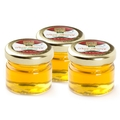 Mini Honey Jars - 20-Pack