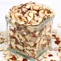 Sliced Natural Raw Almonds - 5 oz Bag