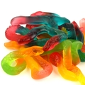Gummy Pythons Snakes - 2.2 Lb Bag