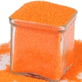 Orange Nonpareils - 12 oz Jar