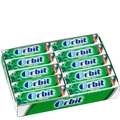 Orbit Spearmint Gum Sticks - 20CT Box