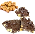 Dark Chocolate Peanut Bark