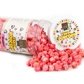 Pink Candy Coated Popcorn - Strawberry