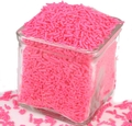 Pink Sprinkles - 9 oz Jar