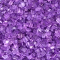 Lavender Coarse Sugar Crystals - 11 oz Jar