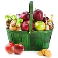 Rosh Hashanah Farmer's Basket (Ships In Sep)