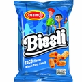 Osem Taco Flavor Bissli Snacks - 24CT Case