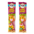 1.75 oz Sour Sticks - Wild Cherry - 3-Pack
