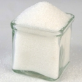 White Sanding Sugar - 12 oz Jar