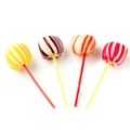 Bomba Pinstriped Lollypops- 9.5oz