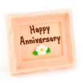 Chocolate Frame - Happy Anniversary