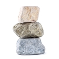 Assorted Mixed Boulders Rocks- 5 LB Bag
