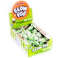 Blow Pop Sour Apple - 48CT Box