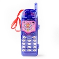 Strawberry Shortcake Blue Musical Phone - 6CT Box