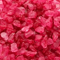Pink Rock Candy Gems- Cherry