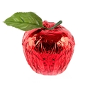 Red Foil Chocolate Apple