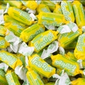 Yellow Tootsie Roll Frooties Taffy Candy - Lemon Lime