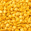 Gold Stars Pressed Candy - 2 LB Bag