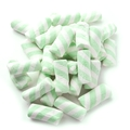 Green Fruit Swirls Marshmallows - 8oz Bag