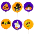 Halloween Lollipops - 6 Pack