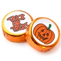 Halloween Foiled Chocolate - 2PC Favor Box