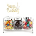 Old Fashioned Jars - Happy Birthday